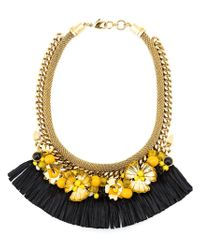 Lizzie Fortunato - Metallic 'hula' Necklace - Lyst
