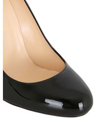 Christian Louboutin | Black Fifi Patent Leather Pumps | Lyst