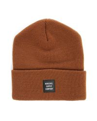Herschel Supply Co. | Brown Tobacco Abbott Hat for Men | Lyst