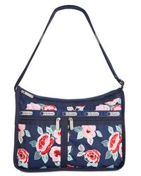 LeSportsac - Blue Deluxe Everyday Bag - Lyst