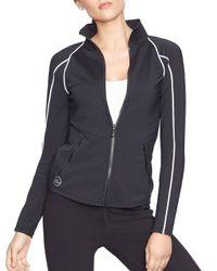 Ralph Lauren - Black Lauren Active Zip Jacket - Lyst