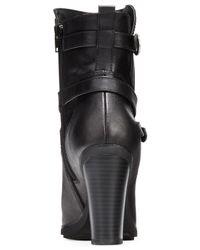 Style & Co. - Black Style&co. Ameliya Mid-shaft Booties - Lyst