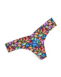 Commando | Multicolor Seamless Printed Thong | Lyst
