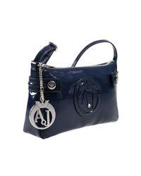 Armani Jeans | Blue Handbag | Lyst