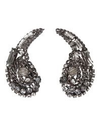 Dorothee Schumacher - Gray Beauties Ear Cuff - Lyst