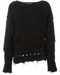Damir Doma - Black 'kya' Sweater - Lyst