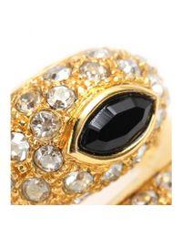 Ca&Lou - Metallic Romy Stone Ring - Lyst