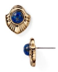 Samantha Wills - Blue World Of Wanderlust Stud Earrings - Lyst