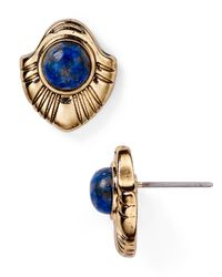 Samantha Wills | Blue World Of Wanderlust Stud Earrings | Lyst