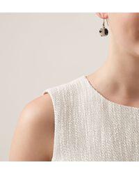 Hobbs | Black Karen Earrings | Lyst