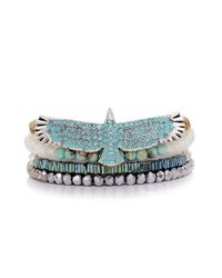 Hipanema - Mini Blue Bracelet - Lyst