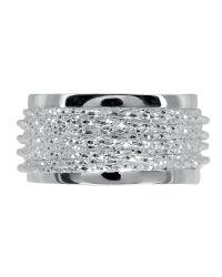 Links of London - Metallic Celeste Silver Wrap Ring - Lyst
