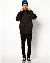 PUMA - Black Puma Reissue Slipstream Wind Jacket - Lyst