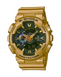 G-Shock | Metallic Resin Ana-digi Watch | Lyst