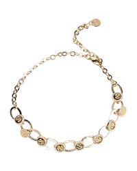 Christian Lacroix | Metallic Necklace | Lyst