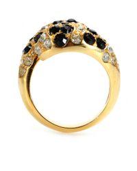 Ca&Lou - Metallic Romy Ring - Lyst