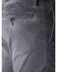 DIESEL - Gray Chi-shaped for Men - Lyst