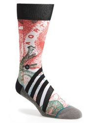Stance | Multicolor 'acorta' Socks for Men | Lyst