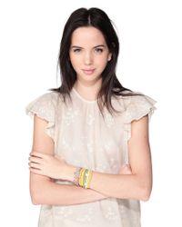Hipanema - Yellow Bracelet - Lyst