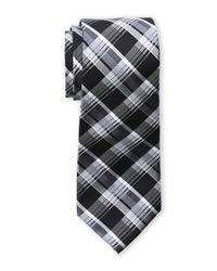 Ben Sherman | Black Mainz Plaid Tie for Men | Lyst