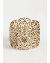 Ana Accessories Inc | Metallic Filigree's A Crowd Bracelet | Lyst