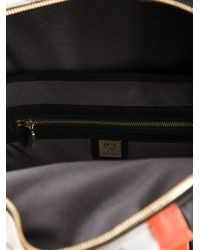 MCM | Blue Stark Bebe Boo Backpack | Lyst