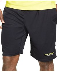Polo Ralph Lauren | Black Polo Sport All-sport Athletic Shorts for Men | Lyst