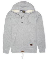 Billabong | Gray Roam Pullover Hoodie for Men | Lyst