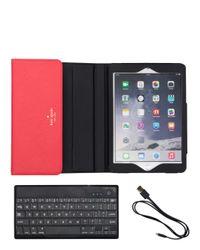 kate spade new york - Red Cedar Street Ipad Air 2 Keyboard Folio - Lyst