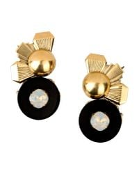 Vickisarge | Metallic Earrings | Lyst