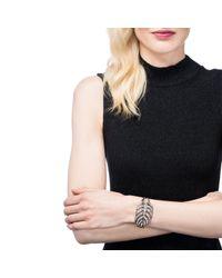 Lulu Frost - Metallic Silvertone Drift Bracelet - Lyst