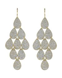 Irene Neuwirth | Metallic Nine-drop Earrings | Lyst