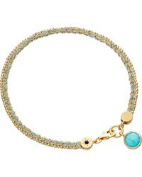 Astley Clarke - Metallic Starman Turquoise Bracelet - Lyst