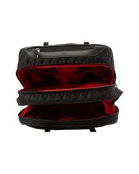 Knomo - Black Scala Wheeled Business Bag - Lyst