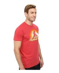 Pendleton - Red Surf Graphic Tee for Men - Lyst