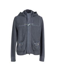 Bark | Gray Cardigan for Men | Lyst
