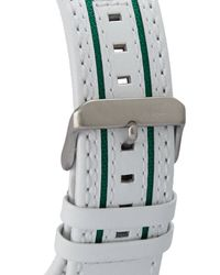 Lacoste - 2010563 White & Green Toronto Watch for Men - Lyst