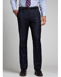 Bonobos - Blue The Flagship Suit Pant Navy for Men - Lyst