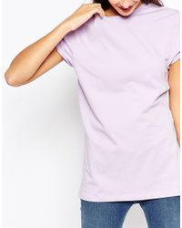 ASOS | Purple The Ultimate Easy T-shirt | Lyst