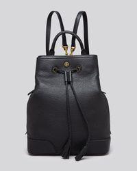 Tory Burch - Black Backpack - Frances - Lyst