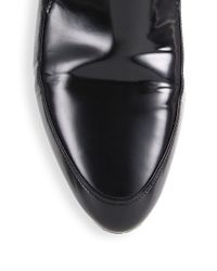 3.1 Phillip Lim - Black Louie Leather Loafers - Lyst