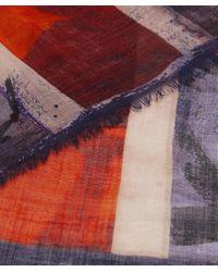 Vivienne Westwood | Red Vintage Union Jack Scarf | Lyst