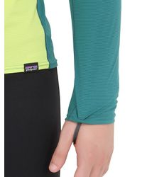 Patagonia - Green Capilene Lightweight Running T-shirt - Lyst