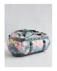The North Face - Green Medium Base Camp Duffel Bag - Lyst
