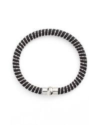 Nu Brand - Metallic Beaded Bracelet - Lyst