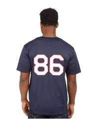 Huf - Blue Chief Baseball Jersey for Men - Lyst
