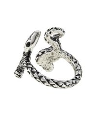 Jenny Bird | Metallic Shakti Open Serpent Ring | Lyst