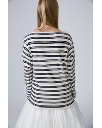 Acne Studios - Multicolor Davana Stripes - Lyst