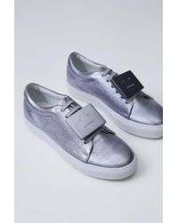 Acne Studios | Gray Adriana Space lavender Grey | Lyst
