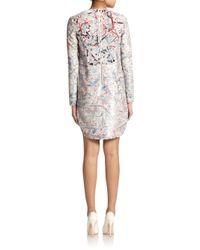 Sachin & Babi - Natural Cachet Long-Sleeve Dress - Lyst